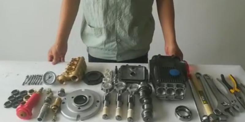 單泵組裝視頻